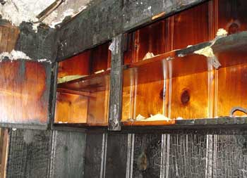 We buy residential real estate - houses - that have been fire damaged.